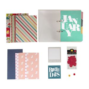 Picture of Anthology Perpetual Birthday Calendar Kit